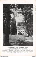 63-CHATEAU DE COTTEUGES-N°129-E/0001 - France