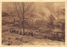 Troupes Belges Devant Namur En Août 1914 Par Alfred Bastien - Namur