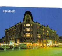 Nieuport - Digue La Nuit - Nieuwpoort