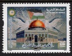 Morocco - 2019 - Al-Quds - Capital Of Palestine - Mint Stamp - Maroc (1956-...)
