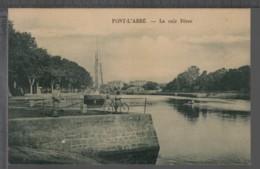PONT-L'ABBÉ - La Cale Férec - Pont L'Abbe