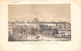 02-SAINT QUENTIN-N°T2570-D/0329 - Saint Quentin