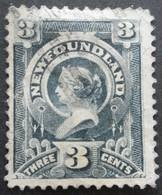 TERRE NEUVE N°45 Oblitéré - Newfoundland