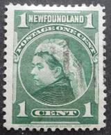 TERRE NEUVE N°65 Oblitéré - Newfoundland