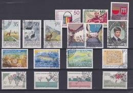 Liechtenstein Kleine Verzameling Gestempeld, Zeer Mooi Lot K1068 - Collections (without Album)