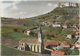 CPM  Vergisson   L'église Et La Roche - Frankrijk