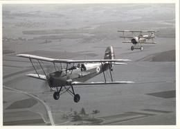 ALEMANIA , T. P. SIN CIRCULAR , STAMPE SV 4C, AVIONES , AVIACIÓN , AIRWAYS , AVIATION , HIDROAVION - Aeronaves