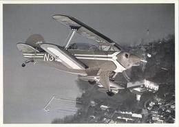 ALEMANIA , T. P. SIN CIRCULAR , PITTS S2 A, AVIONES , AVIACIÓN , AIRWAYS , AVIATION , HIDROAVION - Aeronaves