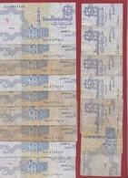 Egypte 100 Billets De 25 Piastres (sign#) (date#) (qualité#) - Coins & Banknotes