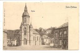 SALM-CHATEAU  Eglise - Vielsalm