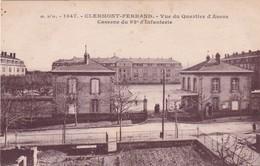 63, Clermont Ferrand, Vue Du Quartier D'Assas, Caserne Du 92e D'Infanterie - Clermont Ferrand