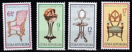 2002Czech Republic338-341Furniture Style4,00 € - República Checa