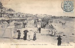 Les Sables-d'Olonne - 1904 - La Plage à L'heure Des Bains - Sables D'Olonne