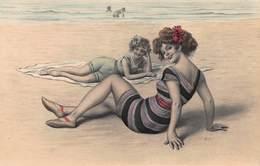 CPA Nr 553 M.M. VIENNE - M. MUNK - Illustrators & Photographers