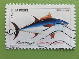Timbre France YT 1683 AA - Faune Aquatique -  Poissons De Mers - Thon Rouge Du Nord - 2019 - Francia