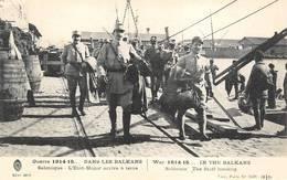 Salonique ELD Guerre - Griechenland