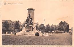 Charleroi Gilly Monument Aux Morts     Barry 4754 - Charleroi
