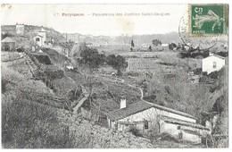 Perpignan Panorama Des Jardins Saint-Jacques - Perpignan