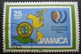 JAMAIQUE N°624 Oblitéré - Jamaique (1962-...)