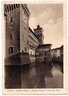 Ferrara - Castello Estense, Giardino Pensile E Torre Dei Leoni - Ferrara
