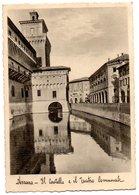 Ferrara - Castello E Teatro Comunale - Ferrara