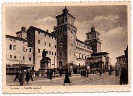 Ferrara - Castello Estense, Animata - Ferrara