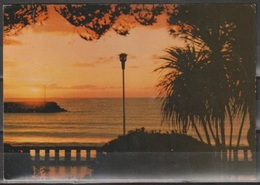 # Cartolina - Martinsicuro - Panorama Notturno - Viaggiata 1982 - Teramo
