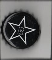 Estonia Crown Cap ROCK By Saku Brewery - Beer