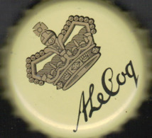 Estonia Beer Crown Cap AleCoq  By AleCoq Tartu - Beer