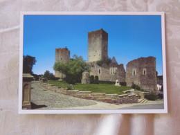Luxembourg Unused Postcard - Useldange Castle - Cartes Postales