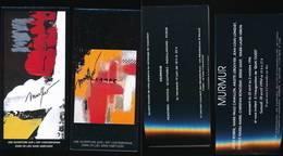 Peintures Association MURMUR à Courseulles Sur Mer  Exposition 1994a - Autres Collections