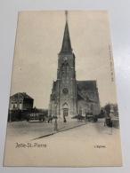 Jette St Pierre L' église - Jette