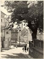 ARNSTADT Lot De 4 Grandes Photographies Véritables  22 Février 1945 - Luoghi