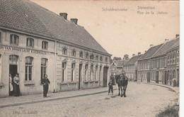 SCHELDERWINKELE STATIESTRAAT - Oosterzele