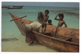 YEMEN A.R. - FISHERMEN AT BIR ALI - Yemen