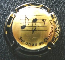 (dch-151) CAPSULE-CHAMPAGNE Sur Un Air De Champagne   Generique - Champagnerdeckel