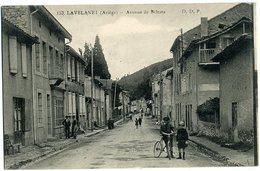 LAVELANET (09) – Avenue De Bélesta.  Edition D.D.P. N° 153. - Lavelanet
