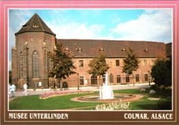 CPM 68 (Haut-Rhin) Colmar - Musée Unterlinden TBE - Colmar