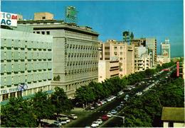 Lourenço Marques, Avenida Da Republica, Cars Voitures  - Moçambique Mozambique - Mozambique