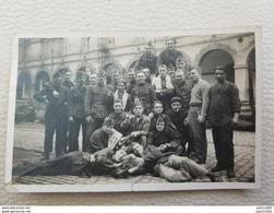 PELOTON SPECIAL Classe 1927 Photo 10 Cm/7cm - Personen