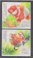 Singapore 2019 Booklets Definitives Goldfishes Goldfish Fish Mint - Poissons