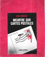Dessinateur Léo KOUPER - MEURTRE SUR CARTES POSTALES De JEAN CHARLES - 1049 - - Illustrateurs & Photographes
