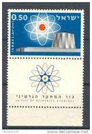Israel - 1960, Michel/Philex No. : 216,  - MNH - *** - Full Tab - Israel