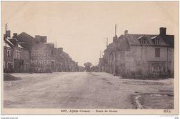 CREUSE AJAIN ROUTE DE GUERET - France