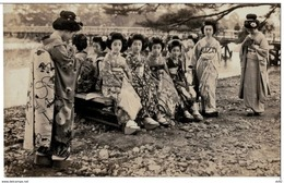 JAPON ARASHIYAMA DANSEUSES - Otros