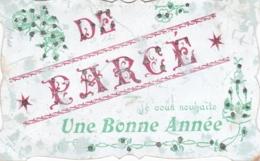 ILLE ET VILAINE PARCE JE VOUS SOUHAITE UNE BONNE ANNEE - France