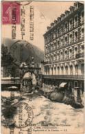 51gn 1612 CPA - CAUTERETS - GRAND HOTEL DE L'UNIVERS - Cauterets