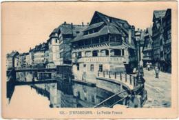 51gn 1917 CPA - STRASBOURG - LA PETITE FRANCE - Straatsburg
