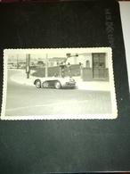 A1:photo D'une Course Automobile Et Photo Du Pilote - Automobiles