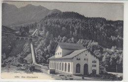 Das Albulawerk - 1925 - GR Grisons